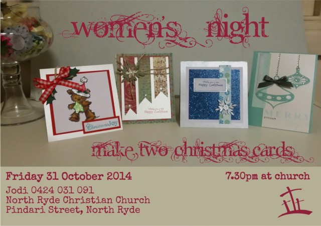 Womens night Oct 2014 resized