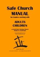 Safe Church Manual