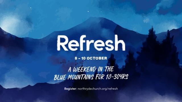 Register for Refresh 2021