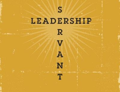Servant leadership means nurturing and shepherding